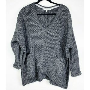 Victoria Secret Cable Oversized Cable Knit Sweater
